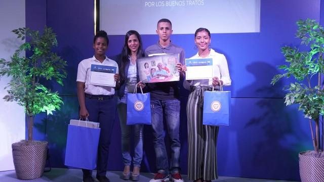 Vicepresidencia premia ganadores del Concurso Nacional Cultura Ciudadana en Arte
